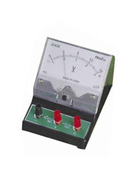 Voltimetro (Medidor Electrico)