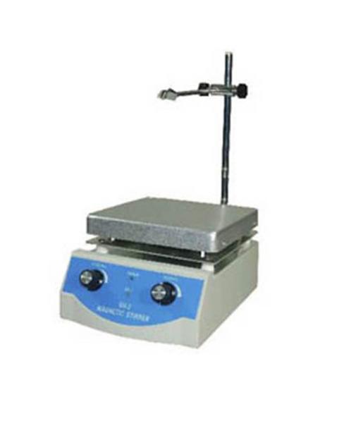 Agitador Magnético C/Calentamiento  0Sh-3