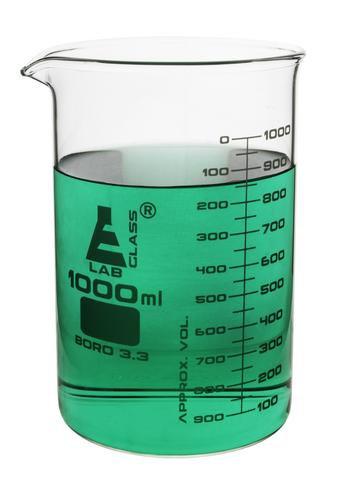 Vaso de precipitado de 1000 ml