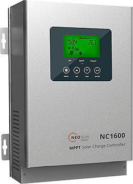 Controlador/ Regulador 60A MPPT