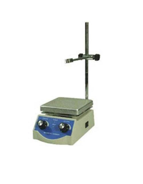 Agitador Magnético C/Calentamiento  0Sh-2