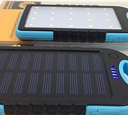 Cargador Solar Portátil 10.000mah
