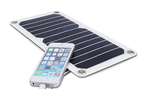 Panel Solar Semiflexible 6.5W