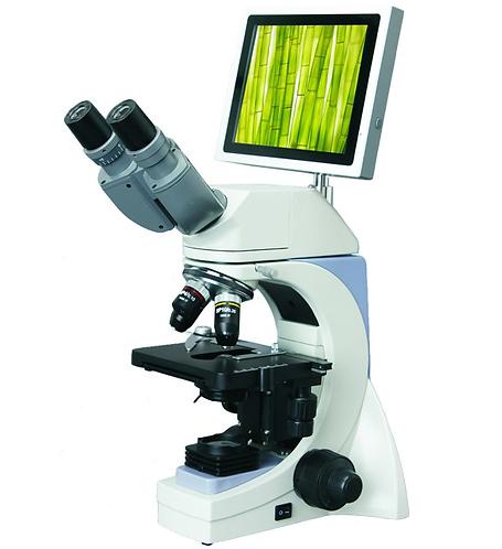 Microscopio Trinocular New Ceres