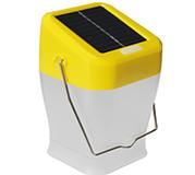 Lampara Solar Tipo Torre