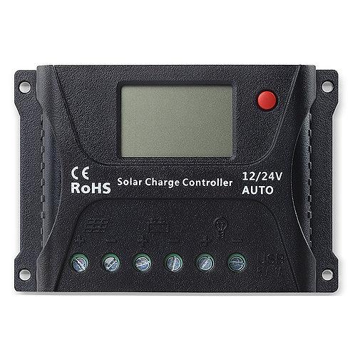 Controladores PWM 10A 12/24V – 20 A 12/24V