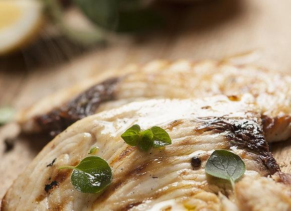 Swordfish Steaks - 8 Vacuum-Packed Portions