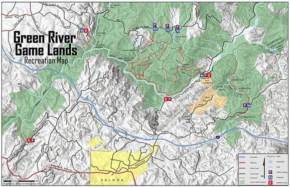 polktrails Green River Gamelands