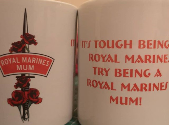 Personalized mother's day mugs at Bargoe