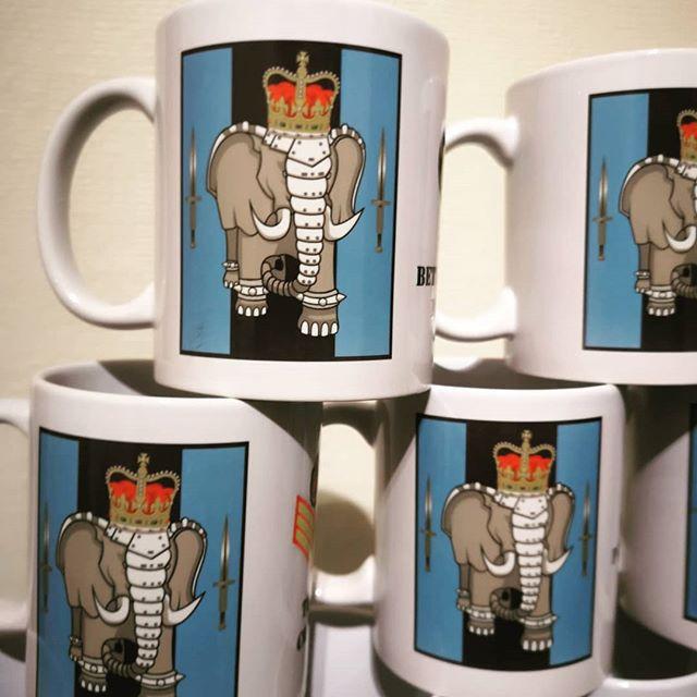 40 CDO logistics mugs finally done after
