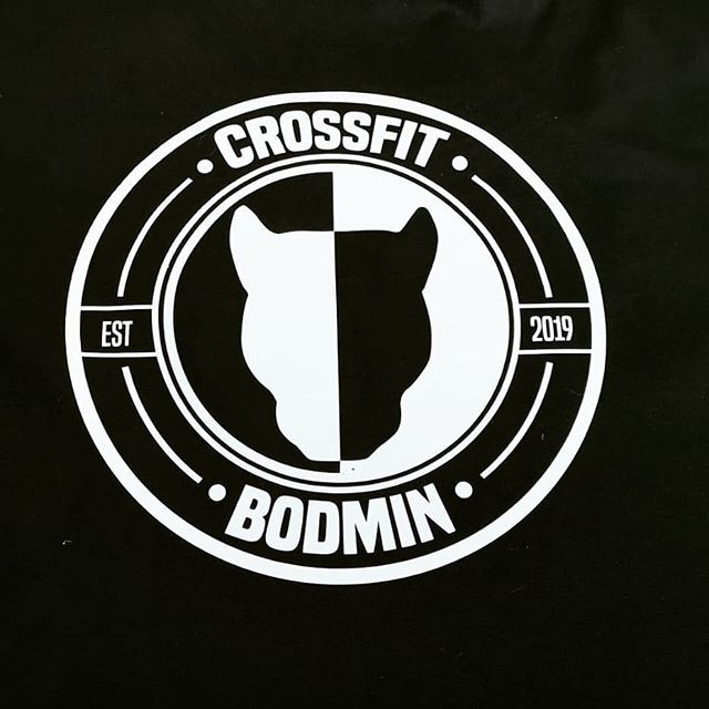 #crossfit_bodmin merchandise finished an