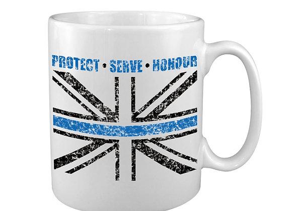 PROTECT SERVE HONOUR