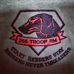 #trooptshirts #royalmarinescommando #roy