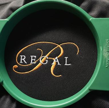 #regal #embroiderersofinstagram #embroid