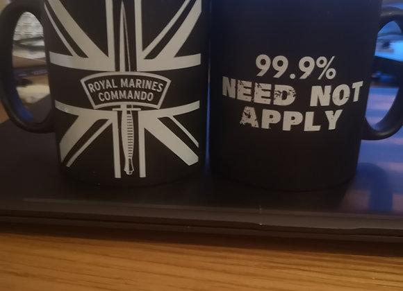 99.9% Mug