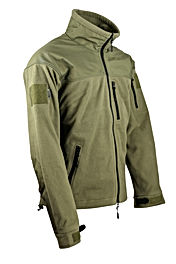Defender Tactical Fleece Olive Green (1)