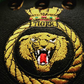 My old Sea Cadet crest #bargoedbranding