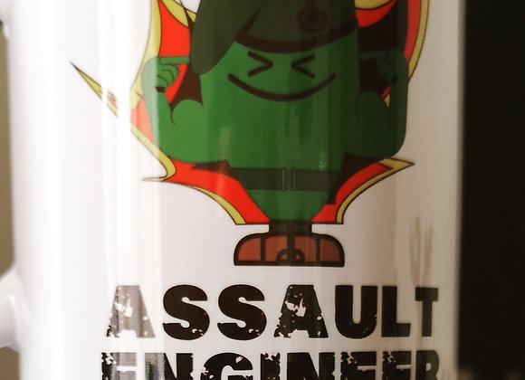 Mr Assault Engineer