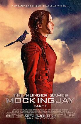Hunger Games: Mockingjay - Part 2   HD   VUDU   USA