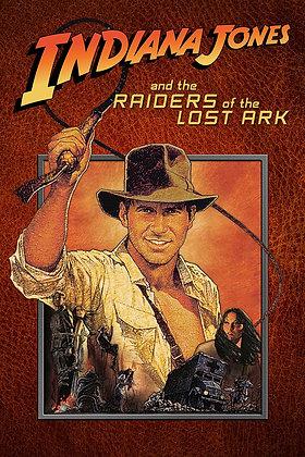 Indiana Jones and the Raiders of the Lost Ark | HD | VUDU | USA