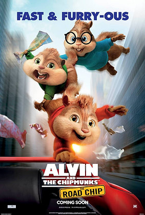 Alvin and the Chipmunks: The Road Chip | HD | Google Play | UK