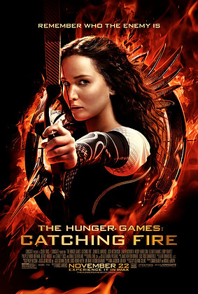 Hunger Games: Catching Fire, The | 4K | iTunes | USA