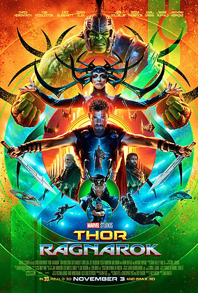 Thor: Ragnorok | HD | Google Play | USA