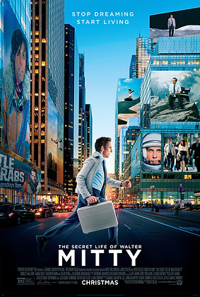 Secret Life of Walter Mitty, The | HD | MA, iTunes or GP | USA