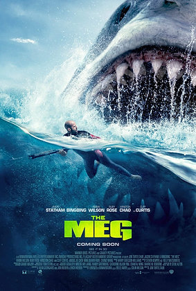 Meg, The | HD | Google Play | UK