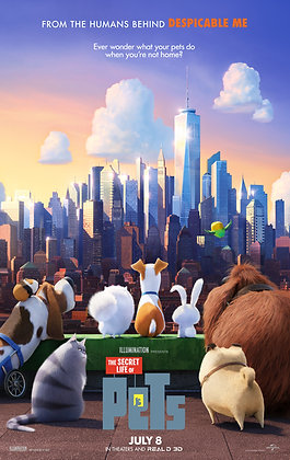 Secret Life of Pets, The | HD | Google Play | UK