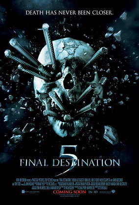 Final Destination 5 | HD | Google Play | UK