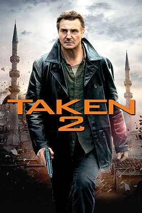 Taken 2 | HD | Movies Anywhere, VUDU or Google Play | USA