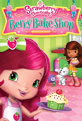 Strawberry Shortcake: Berry Bake Shop | SD | Movies Anywhere or VUDU | USA