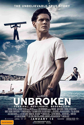 Unbroken | HD | Google Play | UK