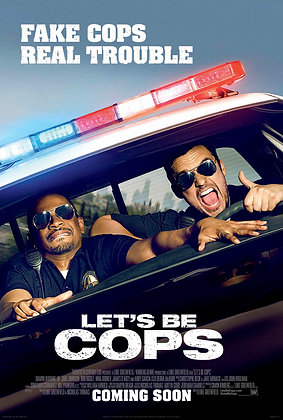 Let's Be Cops | HD | iTunes | USA