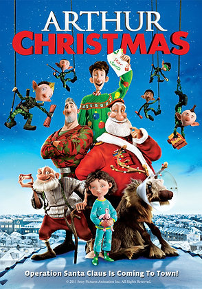Arthur Christmas   HD   Google Play   UK