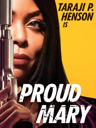 Proud Mary | SD | Movies Anywhere or VUDU | USA