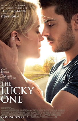 Lucky One, The | HD | Movies Anywhere or VUDU | USA
