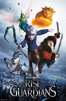 Rise of the Guardians | HD | Movies Anywhere or VUDU | USA