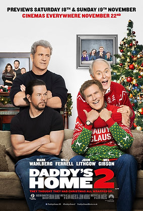 Daddy's Home 2 | HD | VUDU | USA