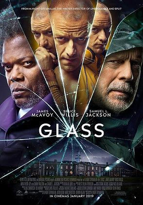 Glass | HD | Movies Anywhere or VUDU | USA