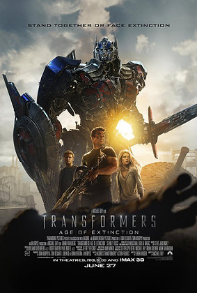 Transformers: Age of Extinction | HD | VUDU | USA