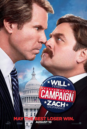 Campaign, The | HD | Movies Anywhere or VUDU | USA