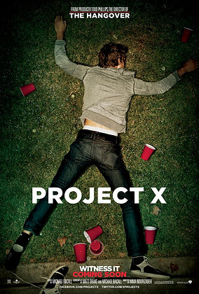 Project X | HD | Movies Anywhere or VUDU | USA