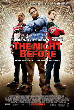 Night Before, The | HD | Google Play | UK