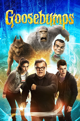 Goosebumps   HD   Google Play   UK