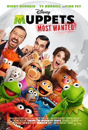 Muppets Most Wanted | HD | Movies Anywhere | USA