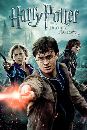 Harry Potter and the Deathly Hallows: Part 2 | HD | MA or VUDU | USA