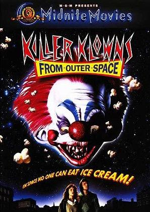 Killer Klowns from Outer Space | HD | VUDU | USA