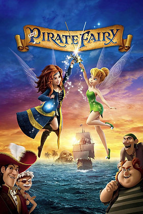 Tinkerbell and the Pirate Fairy | HD | Movies Anywhere | USA